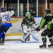 Icefighters beenden Meisterrunde auf Rang drei