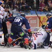 Effektive Eisbären feiern in Spiel zwei sogar einen Shutout gegen Meister München