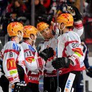 Red Bulls unterliegen Bremerhaven am letzten Spieltag