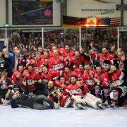 Regionalliga West: Ice Dragons verteidigen Meistertitel!