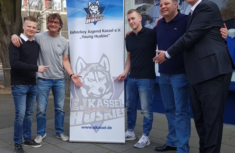 Sichtungstraining der EJ Kassel Young Huskies