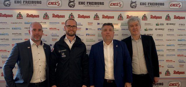 Playdownrunde 2: Jetzt geht es gegen Deggendorf – Heinrizi wird neuer sportlicher Leiter bei den Wölfen