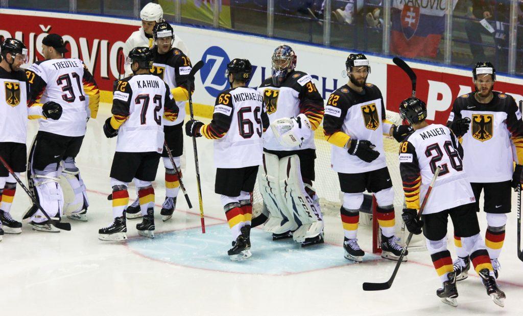 Deutschland belegt Platz 6 bei der WM in der Slowakei - © by EH-Mag. (DR)