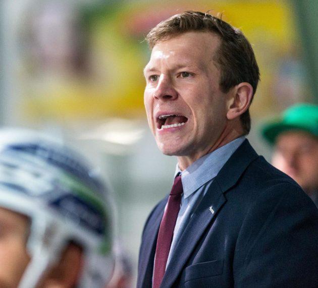 """WSV Broncos Head Coach Dustin Whitecotton im Gespräch: """"Eishockey ist und wird immer ein Spiel bleiben!"""""""
