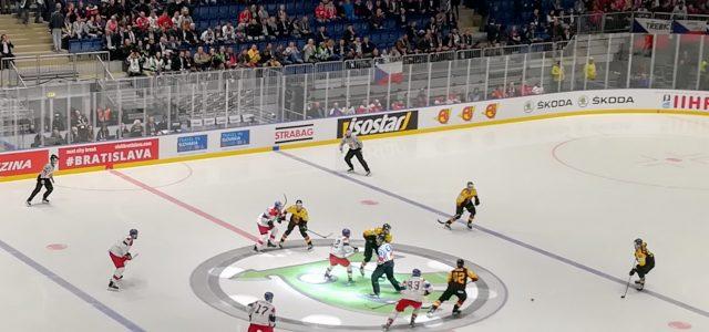 Viertelfinale in Bratislava: Russland schlägt USA 4:3 und Deutschland unterliegt Tschechien 1:5