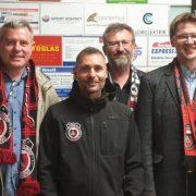 EHC Troisdorf: Vorstellung des neuen Trainers