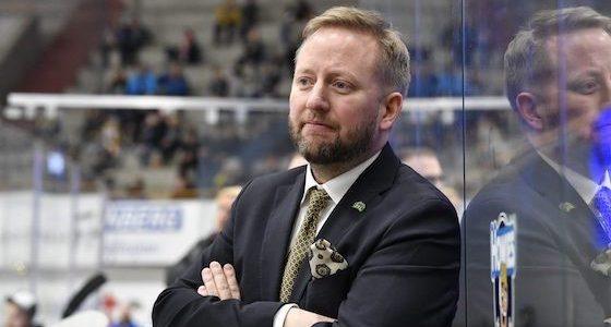 Fredrik Söderström neuer Headcoach in Olten