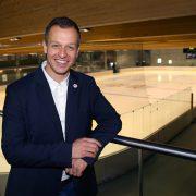 Head Coach Matt McIlvane bereit für seine neue Rolle