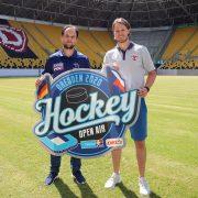 Hockey Open Air 2020: Neben dem Derbyklassiker gibt die tschechische Extraliga ein Gastspiel