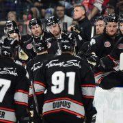 Ein Tag voller Erlebnis in Nürnberg zumEishockey