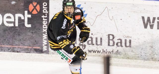 19-jähriger Ondrej Zelenka bekommt seine Chance in der Oberliga
