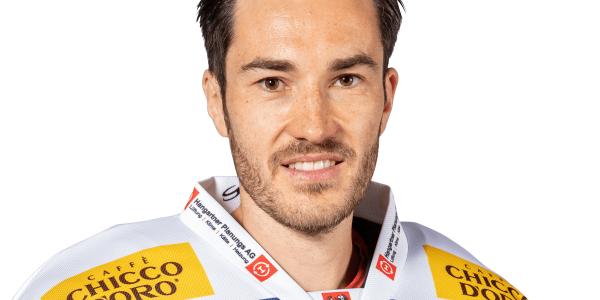 Thibaut Monnet wechselt zum EHC Winterthur