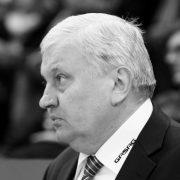 Die Eisbären Berlin trauern um Hartmut Nickel