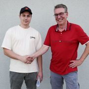 Ratingen: Marco Clemens kommt von den Duisburger Füchsen