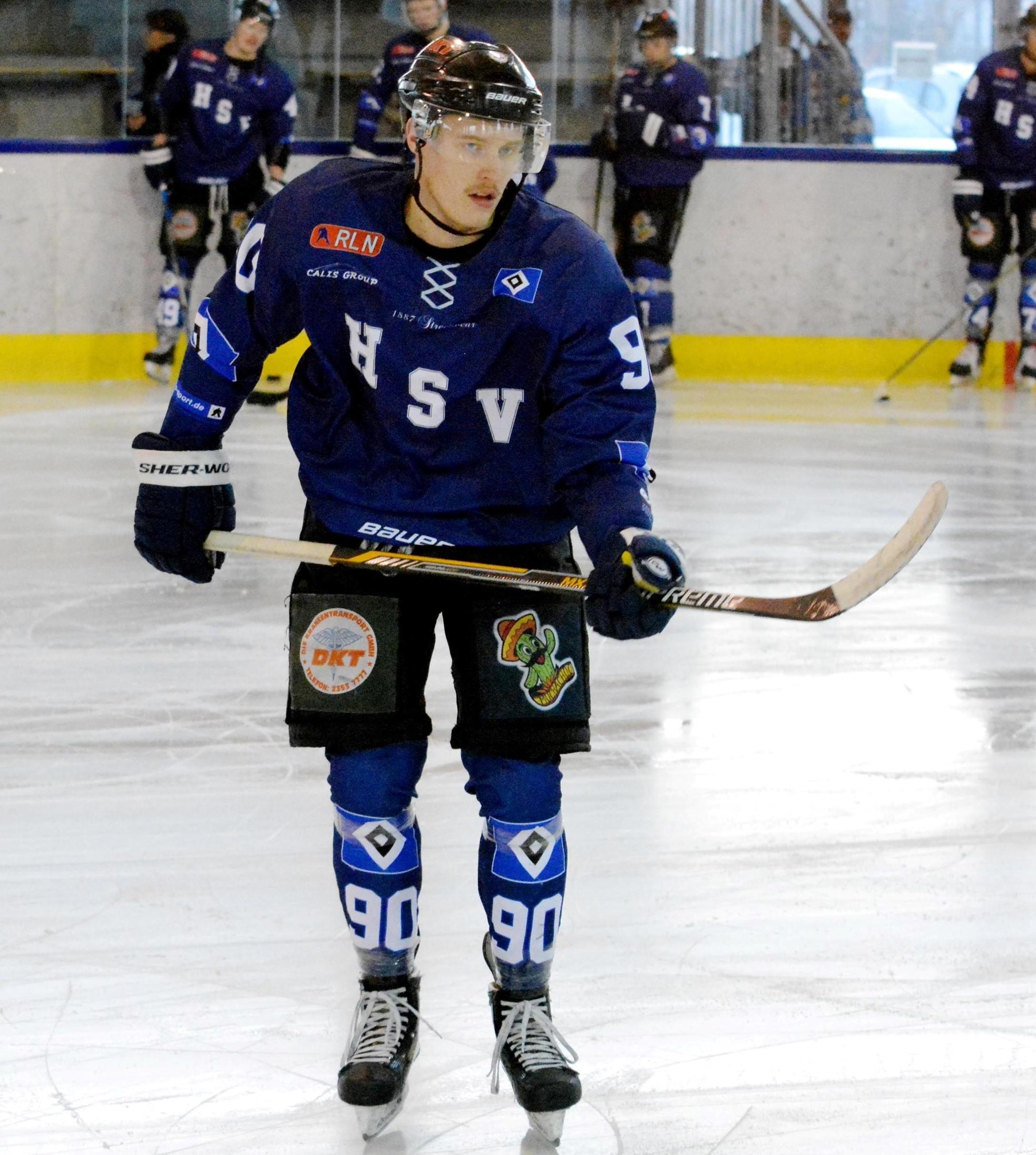 Hsv Eishockey