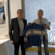 Einzigartig! Puck – das Eishockeymuseum öffnet ab heute seine Pforten