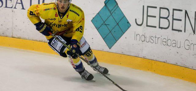 Nächster Neuzugang: Nicolas Strodel kommt nach Memmingen