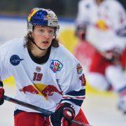 Red Bull Hockey Juniors schlagen DEL2-Aufsteiger Landshut