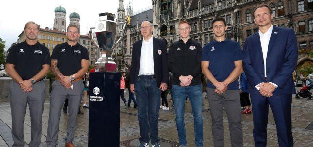 Deutsche Teams bereit für den Kampf um die europäische Krone