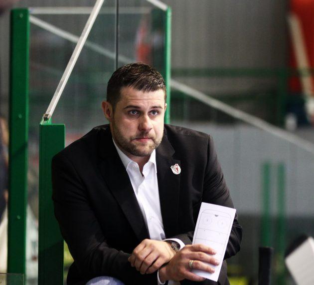 """Hernes Coach Danny Albrecht: """"Wir sind schon recht weit"""""""