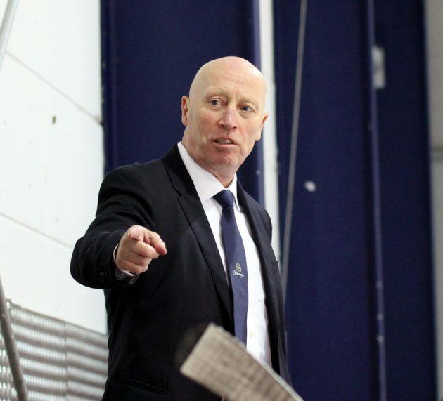 """Graz 99ers-Head Coach Doug Mason im Gespräch: """"Auch heuer wollen wir im Überzahlspiel erfolgreich sein!"""""""
