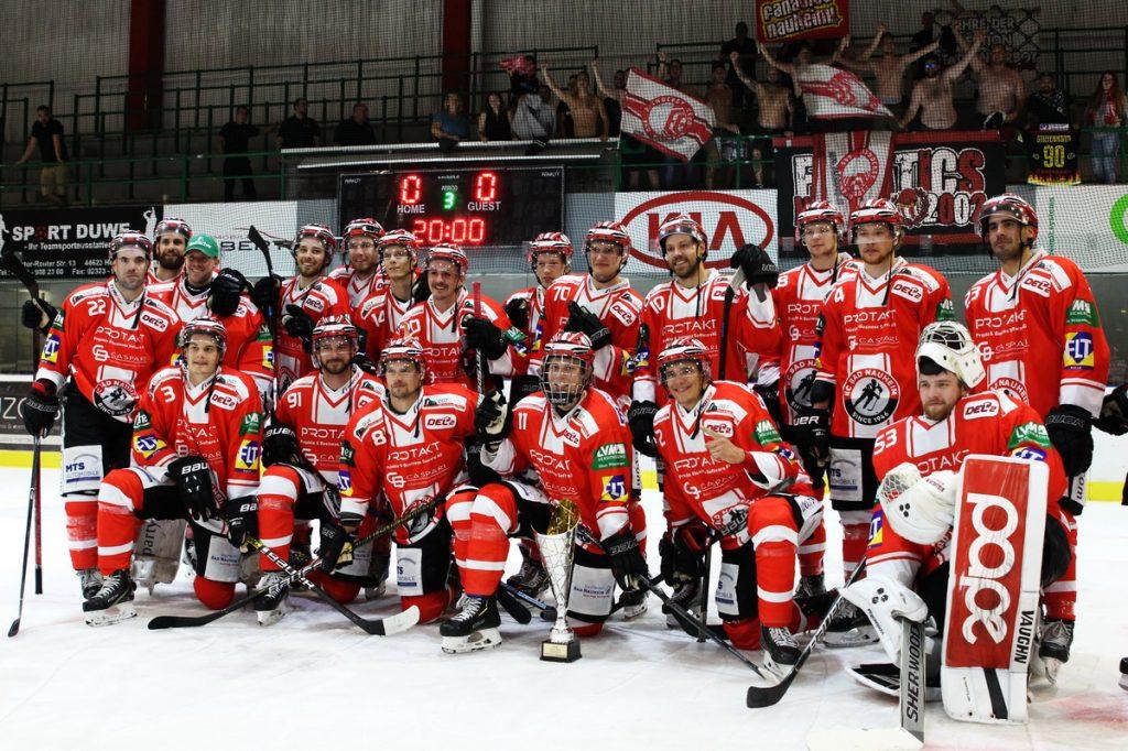 EC Bad Nauheim gewinnt das Turnier in Herne - © by Eh.-Mag. (DR)