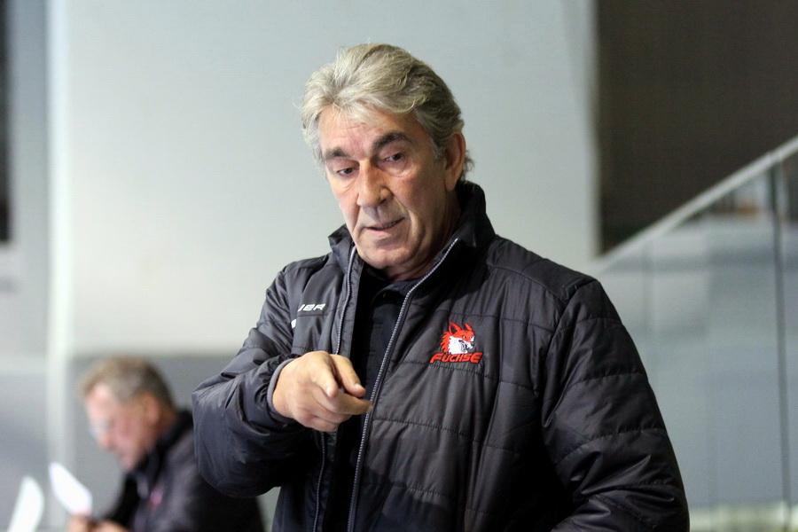 Füchse Duisburg Coach Didi Hegen - © by Eh.-Mag. (DR)