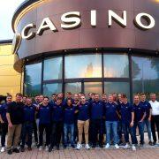 Aus Eishockeyspielern wird eine Mannschaft: Teambuilding beim DSC