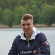 Eigengewächs Max Rötsch startet für die 1. Mannschaft