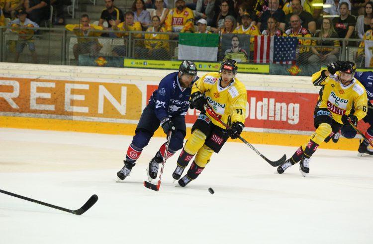 Deutlicher Sieg der Vienna Capitals gegen die Eisbären Berlin