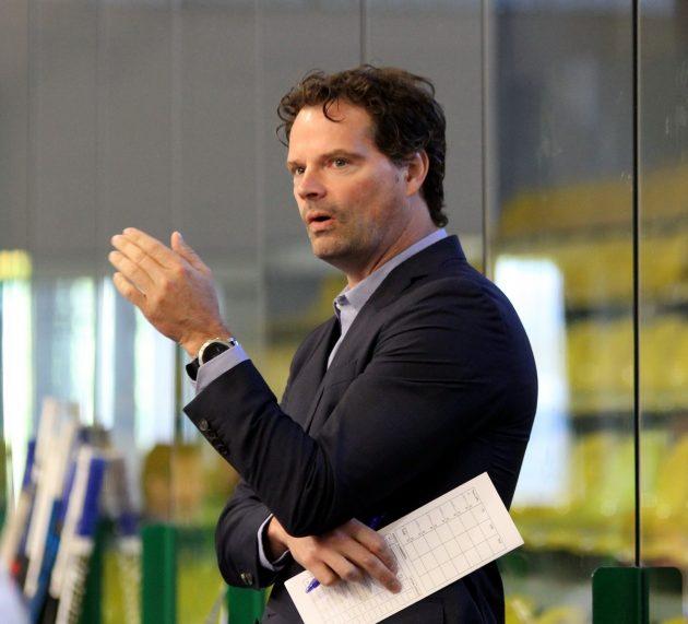 """Kassels Headcoach Tim Kehler: """"Ganz abschalten vom Eishockey kann ich nicht!"""""""