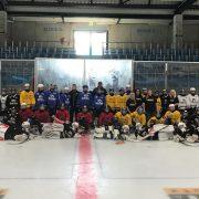 Sommerferien auf dem Eis – die Sommer-Camps der Stuttgarter Hockey-Academy locken rund 100 Kinder und Jugendliche an