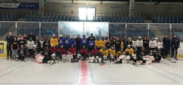 Stuttgarter Eishockey-Club erfreut über Bekenntnis des Gemeinderats zur dritten Eishalle – erster Schritt zur Verbesserung der Trainingssituation im Nachwuchs