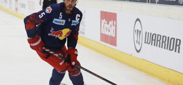 Salzburg geht mit Kapitän Thomas Raffl in die neue Saison