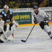 Fränkisches Eishockeyfest im Tigerkäfig