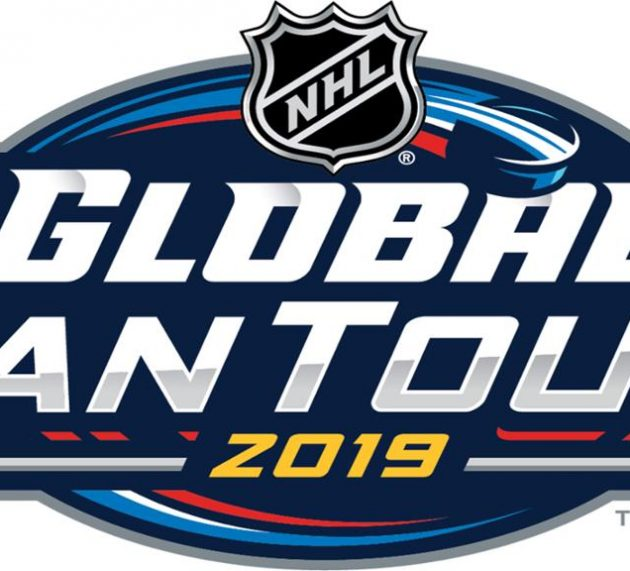 NHL Global Fan Tour kommt nach Mannheim