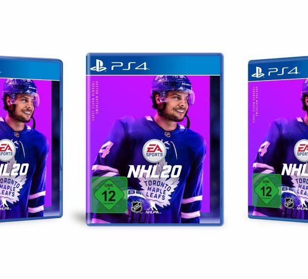 Mitmachen und gewinnen! Wir verlosen drei NHL20 Spiele