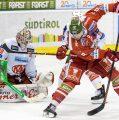 EBEL: Black Wings feiern Comebacksieg in Salzburg – Bozen meldet sich zurück