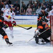 EBEL: Red Bulls gewinnen Spitzenspiel gegen Graz99ers