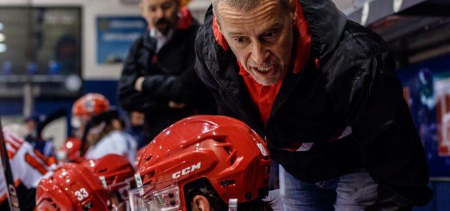 Fabian Dahlem bleibt Co-Trainer bei den Eispiraten