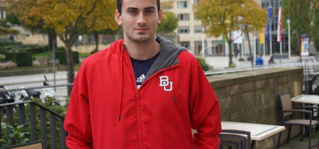 Neuverpflichtung: Drew Melanson kommt mit Bachelor- und Masterabschluss zu den Bayreuth Tigers