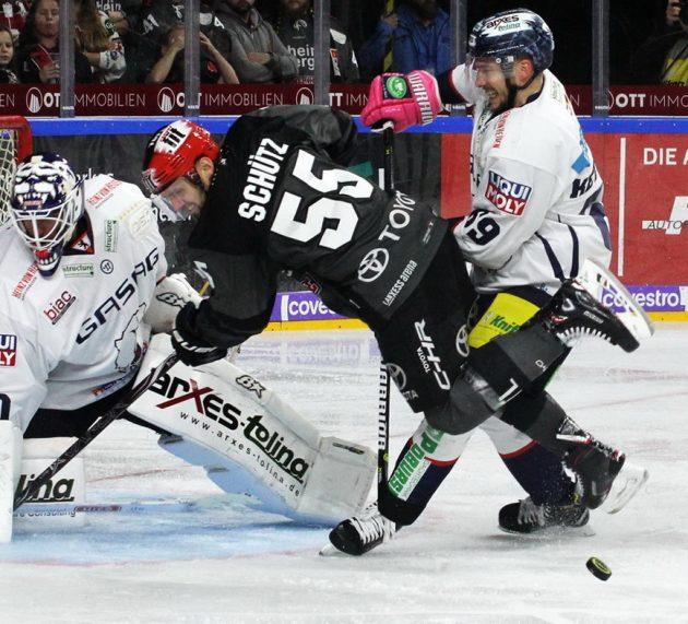 Felix Schütz erhält Kurzzeitvertrag bei IK Oskarshamn