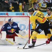 EBEL: Red Bulls feiern 4:1-Auswärtserfolg im Spitzenspiel gegen Wien, Innsbruck siegt erneut