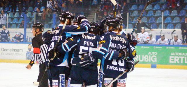 Eislöwen: Erstes DEL2-Punktspielwochenende nach der Länderspielpause