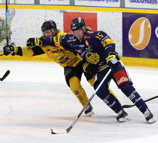 Liiga: Lukko Rauma mit etwas Glück zum 6:3 über SaiPa