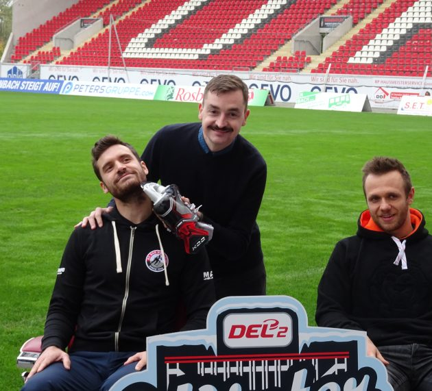Whatever you grow, will save you a Bro – Diesen Movember kann jeder das Gesicht der Männergesundheit verändern
