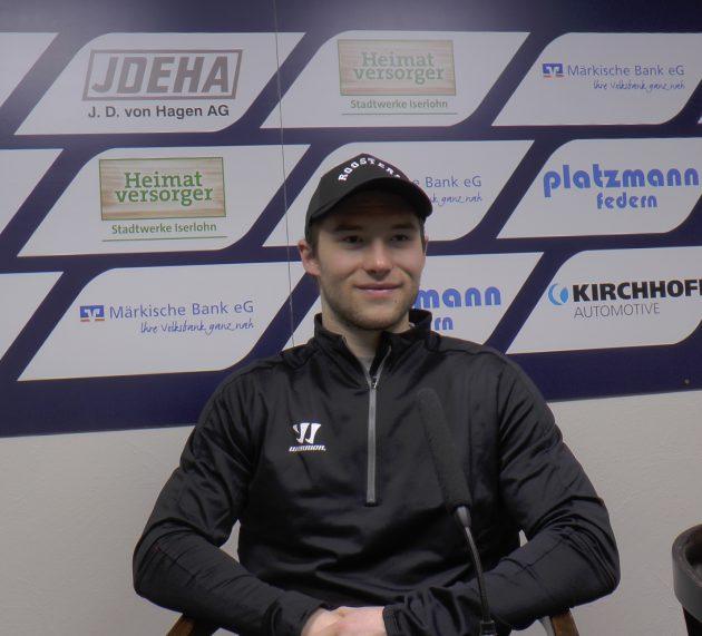 """Janik Möser: """"Konkurrenz ist auch etwas Positives"""""""