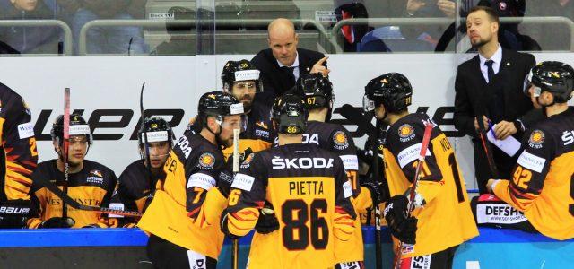 Gelungener Auftakt für Söderholm und DEB-Team beim Deutschland Cup