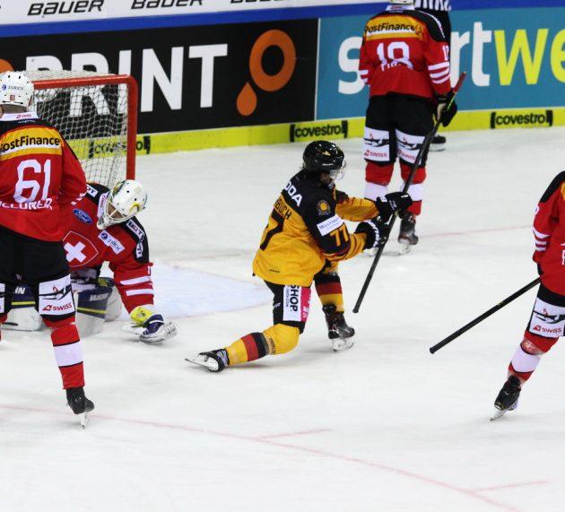 D-Cup: Deutschland unterliegt der Schweiz mit 3:4 nach Overtime