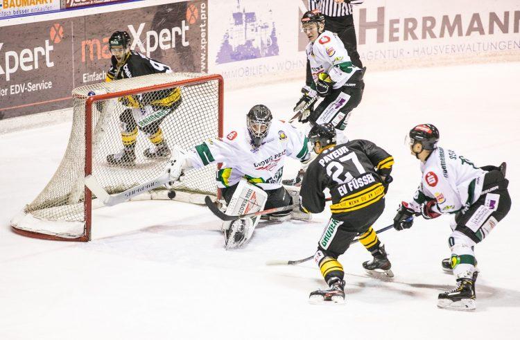 EVF: Deutliches 5:0 gegen Schlusslicht Höchstadt